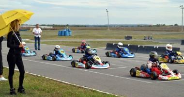 Piloţii de karting ai Constanţei, pe podium la final de campionat!