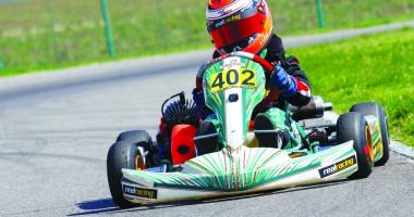Curse de karting în Costineşti