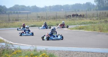 Constanţa, din nou pe podium la Naţionalele de karting