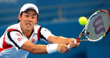 Tenis / Kei Nishikori s-a calificat în finala turneului de la Barcelona
