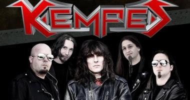 """""""Kempes"""", în concert în Club Phoenix"""