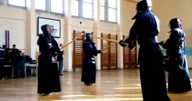 Constănţenii, decanii de vârstă ai Naţionalelor de kendo