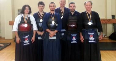 Kendo, spectacol şi grade