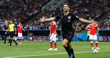 GALERIE FOTO / CM 2018. Rusia - Croaţia 2-2 (3-4, după penalty-uri) Croaţia s-a calificat în semifinalele Campionatului Mondial, după un meci nebun cu Rusia
