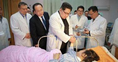 Kim Jong-Un îşi exprimă tristeţea  după moartea a 32 de turişti chinezi
