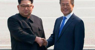 """Cele două Corei vor să """"stabilească un regim de pace permanent"""""""