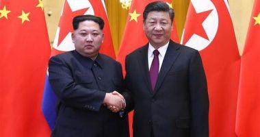 Kim Jong-un a efectuat o vizită surpriză în China