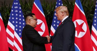 Kim Jong Un îi propune lui Donald Trump o nouă întâlnire