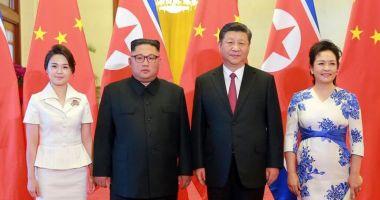 Kim Jong Un ar urma să se întâlnească  în curând  cu Xi şi Putin