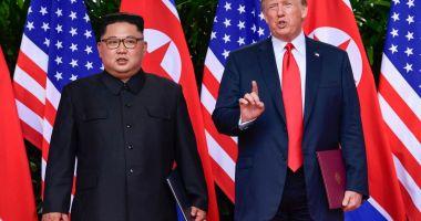 Kim Jong Un aşteaptă de la Donald Trump o nouă viziune