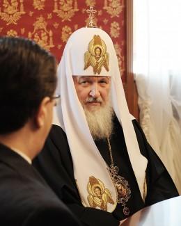 Patriarhul Kiril  al Rusiei, vizită istorică în Polonia