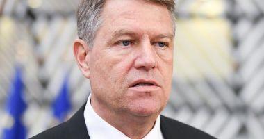 Klaus Iohannis participă la Conferinţa internaţională de securitate de la Munchen