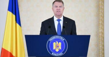 Iohannis face o nouă sesizare la CCR
