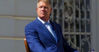 Ambasadori români acreditați de președintele Iohannis