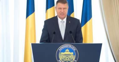 Preşedintele Iohannis RETRIMITE în Parlament legea publicităţii la medicamente