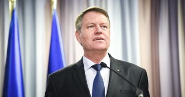 Iohannis: Dacă și acest guvern ar cădea, ar trebui să-mi pun întrebarea dacă PSD are capacitatea să guverneze