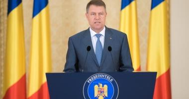 Iohannis: Voi promulga legea privind achiziţionarea sistemului de rachete Patriot
