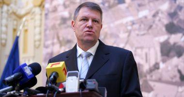 Klaus Iohannis  a atacat la CCR  Statutul parlamentarilor