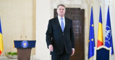 Klaus Iohannis se întâlneşte astăzi cu şefii misiunilor diplomatice acreditaţi la Bucureşti