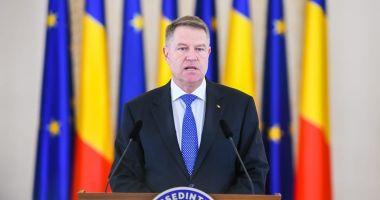 Klaus Iohannis a pledat la Bruxelles pentru consolidarea Parteneriatului Estic