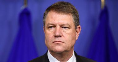 Klaus Iohannis: România a pierdut locul în Consiliul de Securitate din cauza declarațiilor despre mutarea ambasadei din Israel