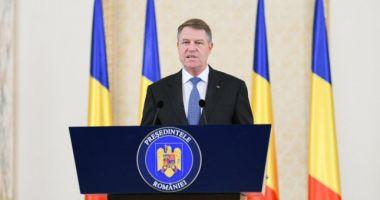 Klaus Iohannis a decis. A eliberat din funcție patru oameni din justiție