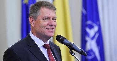 Klaus Iohannis: Rolul societății civile a devenit unul extrem de puternic