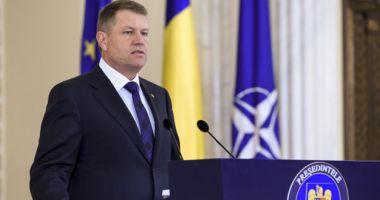Iohannis, întâlnire  cu diplomați români