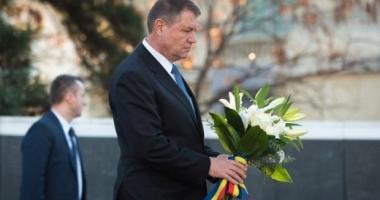 Klaus Iohannis, mesaj de ultimă oră despre militarii morți în accidentul din Argeș