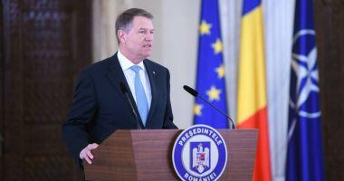 """Klaus Iohannis: """"Justiția a ajuns în situația de acum din vina PSD"""""""