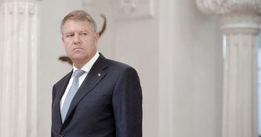 """LIVE TEXT. Klaus Iohannis, declaraţii importante. """"Guvernarea PSD a eşuat..."""""""