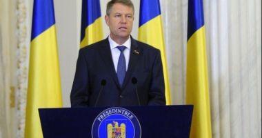 Klaus Iohannis îşi menţine opinia: Viorica Dăncilă trebuie să demisioneze