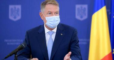 Klaus Iohanis a anunţat cele 12 direcţii din planul naţional de redresare economică, cu bani europeni