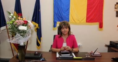Ancuţa Belu, de la Mihail Kogălniceanu, raport  după un an din cel de-al doilea mandat de primar