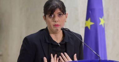 Sesizarea făcută de Kovesi la CEDO privind revocarea sa a fost admisă