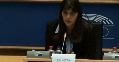 Votul în Comisia CONT: Kovesi obține 12 voturi, Bohner 11 iar Ritter un vot