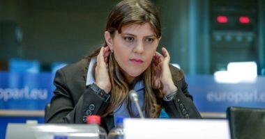 Surse: Laura Codruţa Kovesi, plasată sub control judiciar
