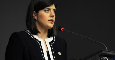 Ce mesaj i-a transmis ministrul Justiţiei Laurei Codruţa Kovesi
