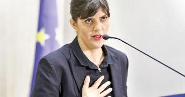 Laura Codruţa Kovesi a câştigat procesul cu Inspecţia Judiciară la ÎCCJ. Decizia instanţei este definitivă