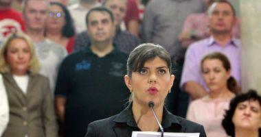 Parlamentul European o susține oficial pe Laura Codruța Kovesi pentru funcția de procuror-șef european