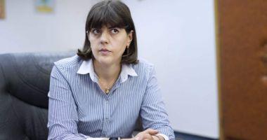 Inspecţia Judiciară, o nouă acţiune disciplinară împotriva Laurei Codruţa Kovesi