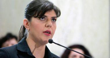 """Laura Codruța Kovesi a votat: """"Pentru justiție și pentru cinste"""""""