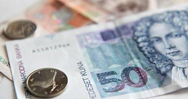 BNR a introdus de astăzi în lista cursurilor valutare kuna croată