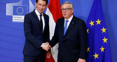 Kurz şi Juncker spun că UE trebuie  să contracareze China în Africa