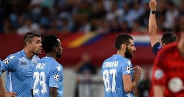 Lazio, adversara FCSB din Europa Leage, vrea să se retragă din campionat
