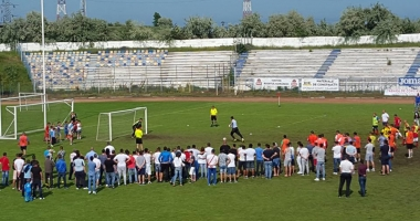 La Năvodari, începe Cupa Prieteniei la fotbal