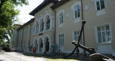 Titus Răileanu  aduce un fragment  de istorie militară  la Muzeul Marinei