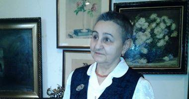 Maria Pârvuţoiu  îşi lansează impresiile  de colecţionar