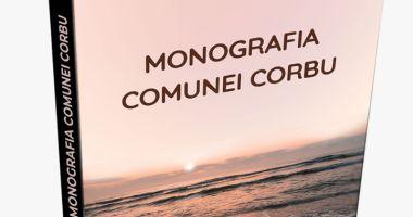 Istoria comunei Corbu, publicată într-o amplă monografie