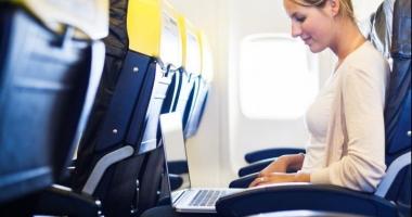 Decizie de ultimă oră. Fără laptop în avion!